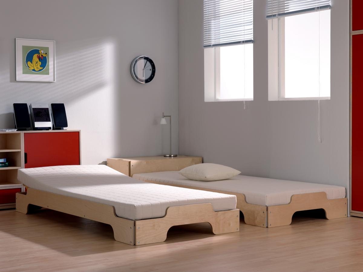 Attractive Stacking Bed. By Rolf Heide ... Nice Design