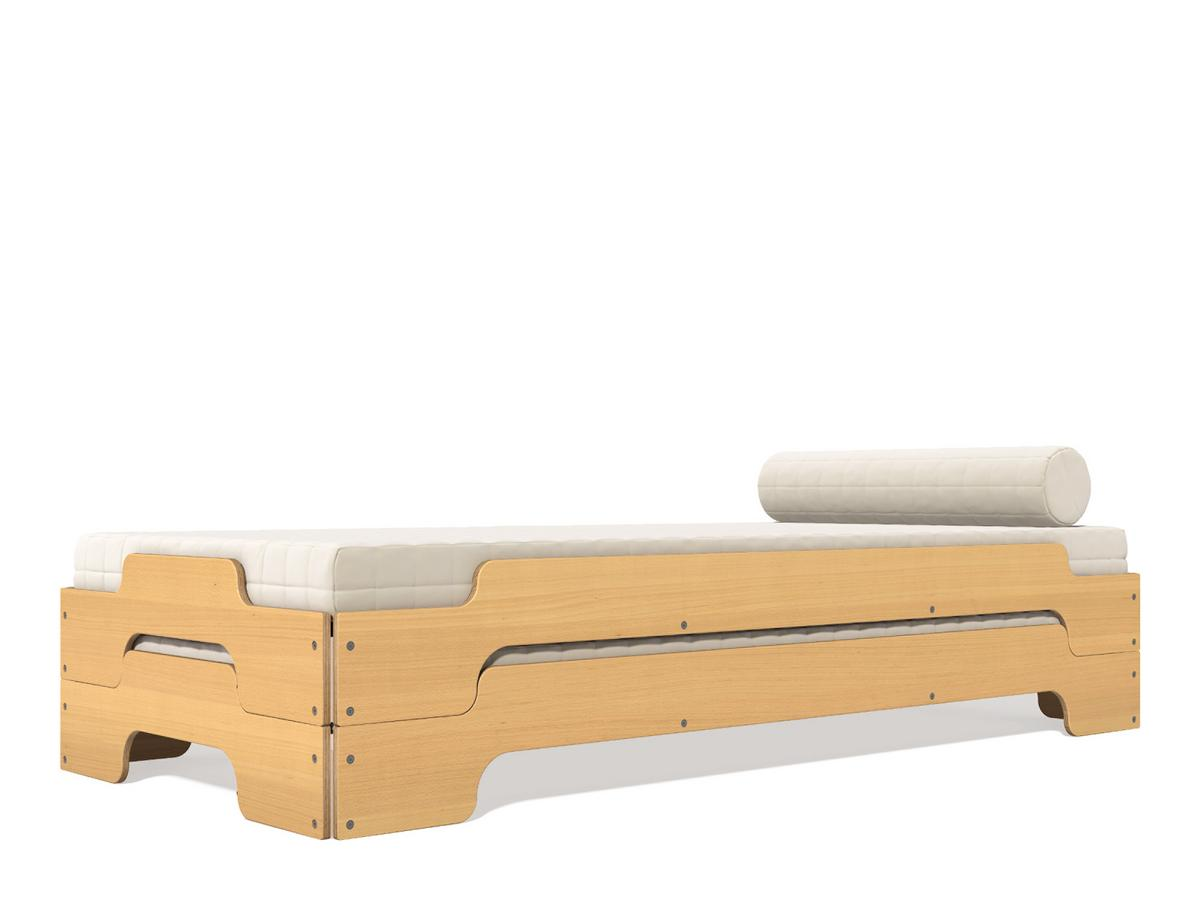 High Quality Stacking Bed. By Rolf Heide ...