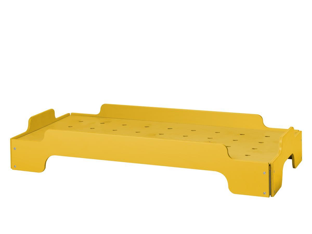 müller möbelwerkstätten kids stacking bed without saftey board