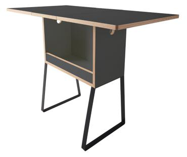 Wingcube folding table