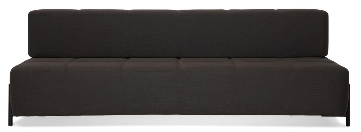Northern Daybe Sofa Bed Without Armrest 08 Dark Grey By Morten