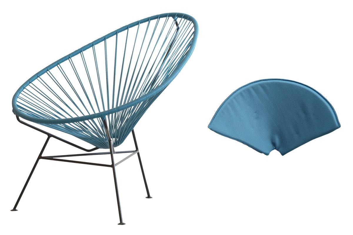 Acapulco Chair ok design acapulco chair petrol petrol by ok design designer
