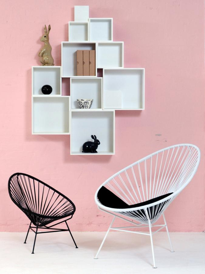 360° & OK Design Acapulco Chair Mini by OK Design - Designer furniture by ...