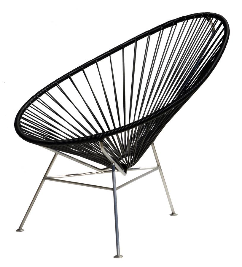 Miraculous Ok Design Acapulco Chair Stainless Steel Caraccident5 Cool Chair Designs And Ideas Caraccident5Info