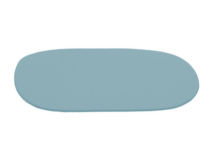 Seat Pad for Panton Chair Without upholstery|Ice blue
