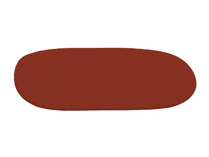 Seat Pad for Panton Chair Without upholstery|Kenya red