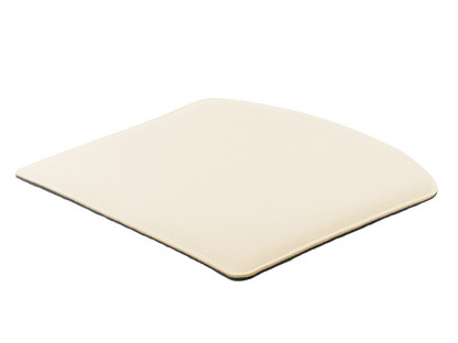 Seat Pad for S 43 / S 43 F With upholstery|Wool white