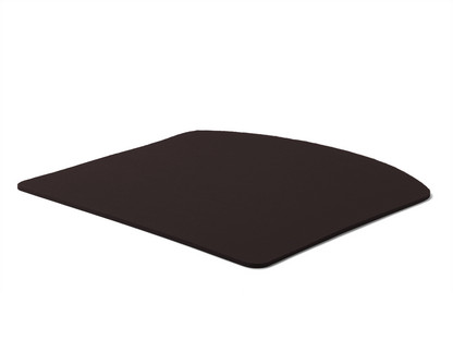 Seat Pad for S 43 / S 43 F Without upholstery Chocolate