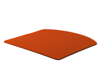 Seat Pad for S 43 / S 43 F Without upholstery|Orange