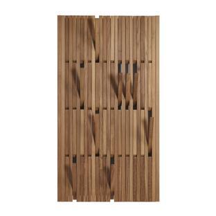 Piano Coat Rack H 147 x W 81 cm|Teak