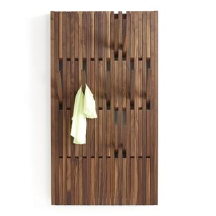 Piano Coat Rack H 147 x W 81 cm|Walnut natural oiled