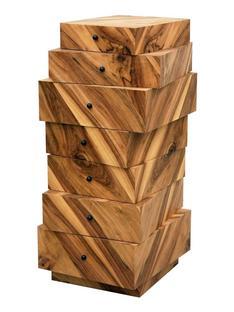 Schubladenstapel Swiss walnut - No. 6