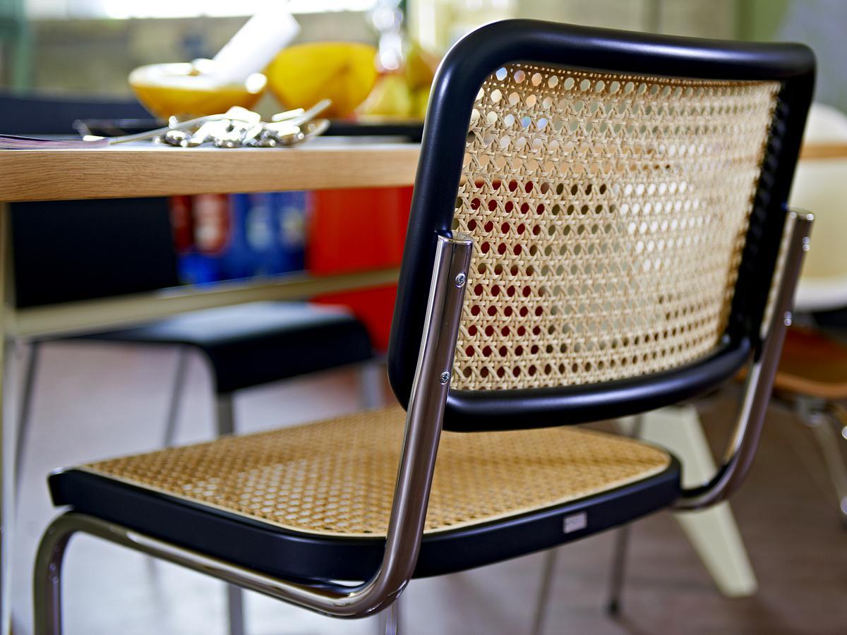 thonet s 32 s 32n by marcel breuer 1929 30 designer. Black Bedroom Furniture Sets. Home Design Ideas