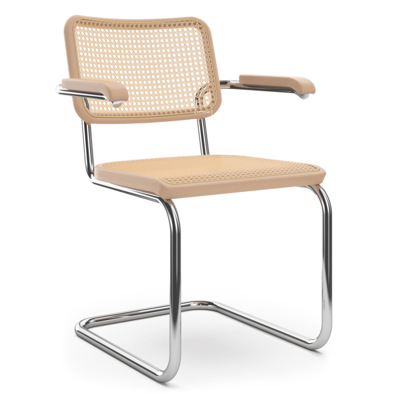 thonet s 64 s 64 n by marcel breuer 1929 30 designer. Black Bedroom Furniture Sets. Home Design Ideas