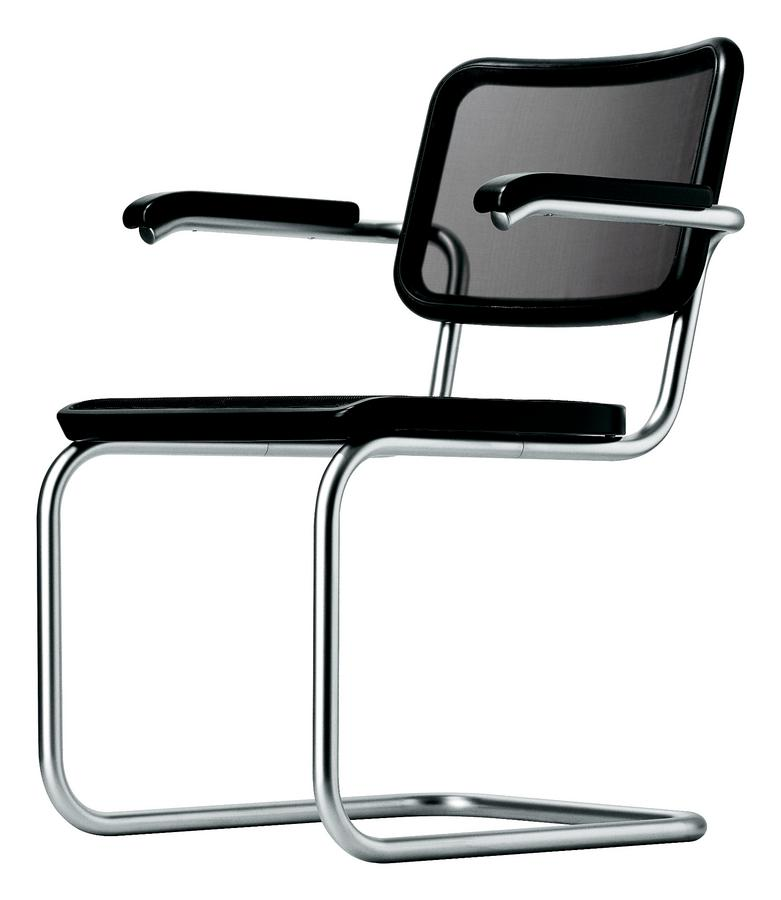 thonet s 64 s 64 n by marcel breuer 1929 30 designer. Black Bedroom Furniture Sets. Home Design Ideas