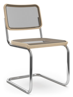 S 32 N / S 64 N Pure Materials Oiled ash|Chrome-plated|Without armrests