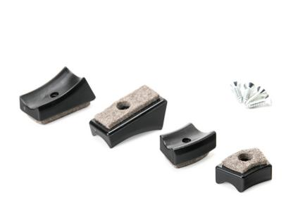 Glides (1 set) for Thonet Cantilever Chairs