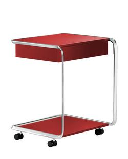 Oblique Trolley K3CR Red