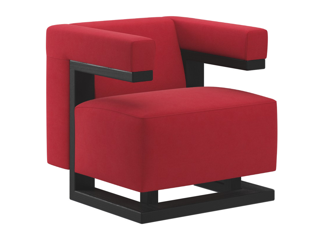 Admirable Tecta F51 Gropius Armchair Machost Co Dining Chair Design Ideas Machostcouk
