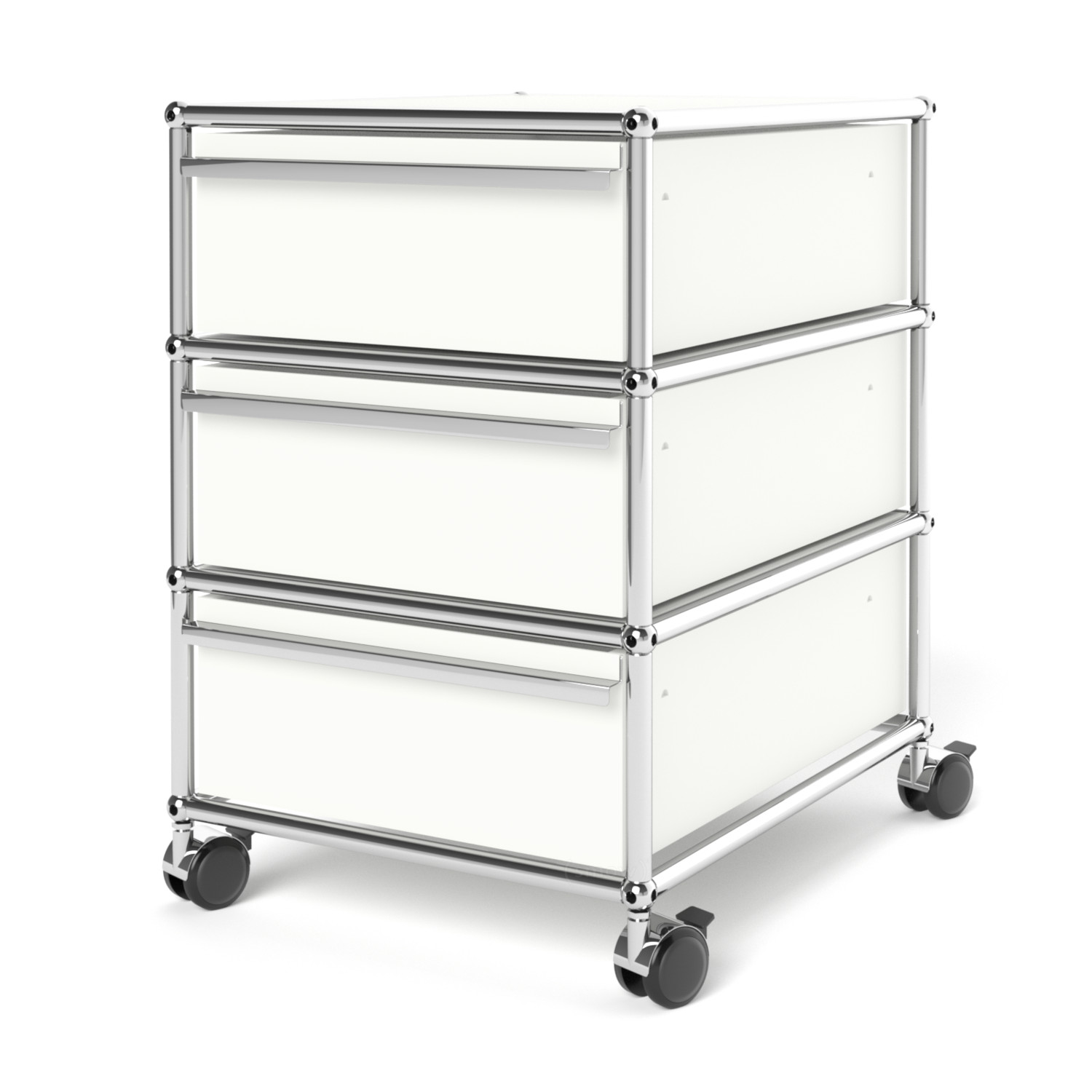 462feaabcdec USM Haller Mobile Pedestal with 3 Drawers Type I (with Counterbalance)