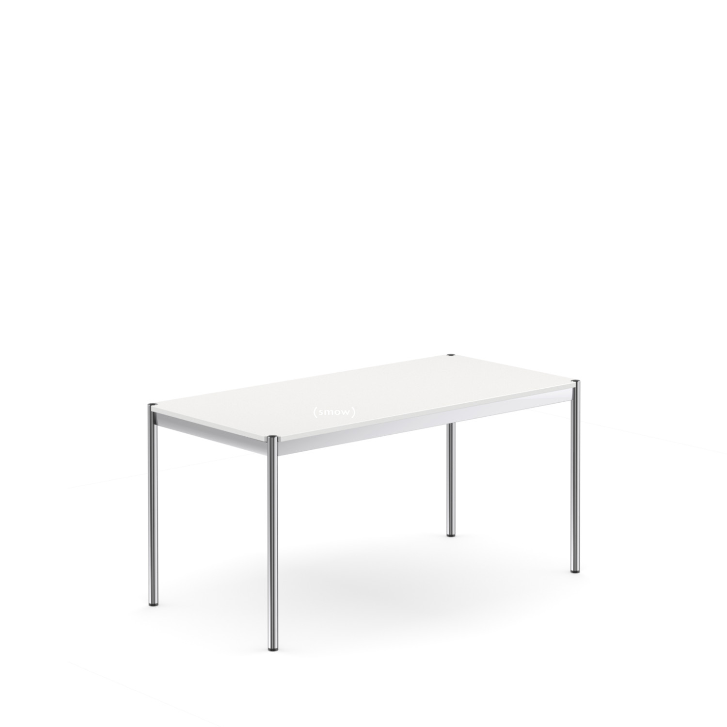 Usm haller table 75 x 150 cm mdf usm colours pure for Table 150 cm