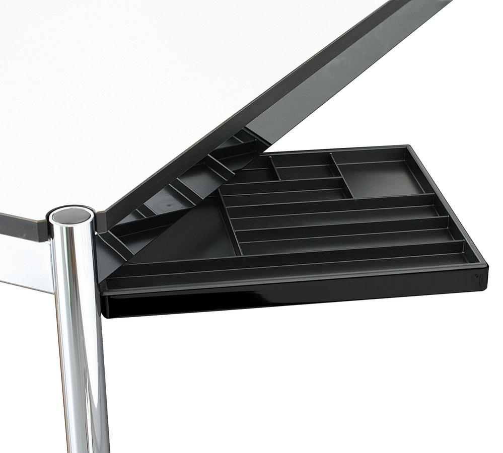 usm haller pivoting pen holder for usm haller table by usm. Black Bedroom Furniture Sets. Home Design Ideas