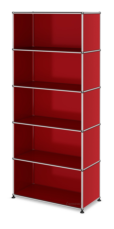 usm haller storage unit open by fritz haller paul. Black Bedroom Furniture Sets. Home Design Ideas
