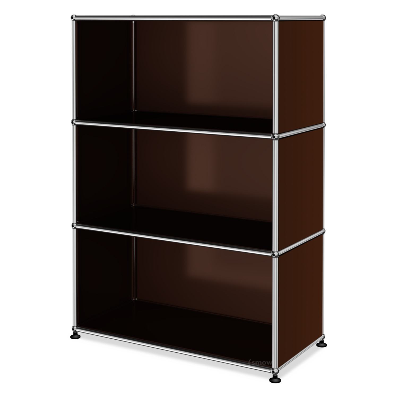 usm haller highboard m open usm brown by fritz haller paul sch rer designer furniture by. Black Bedroom Furniture Sets. Home Design Ideas