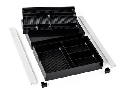 USM Inos Organising Tray C4 for A6 Drawer (Mobile Pedestal)