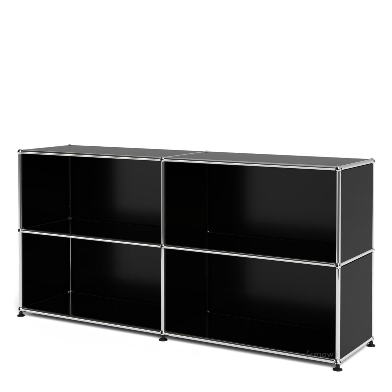 usm haller sideboard l open by fritz haller paul sch rer. Black Bedroom Furniture Sets. Home Design Ideas