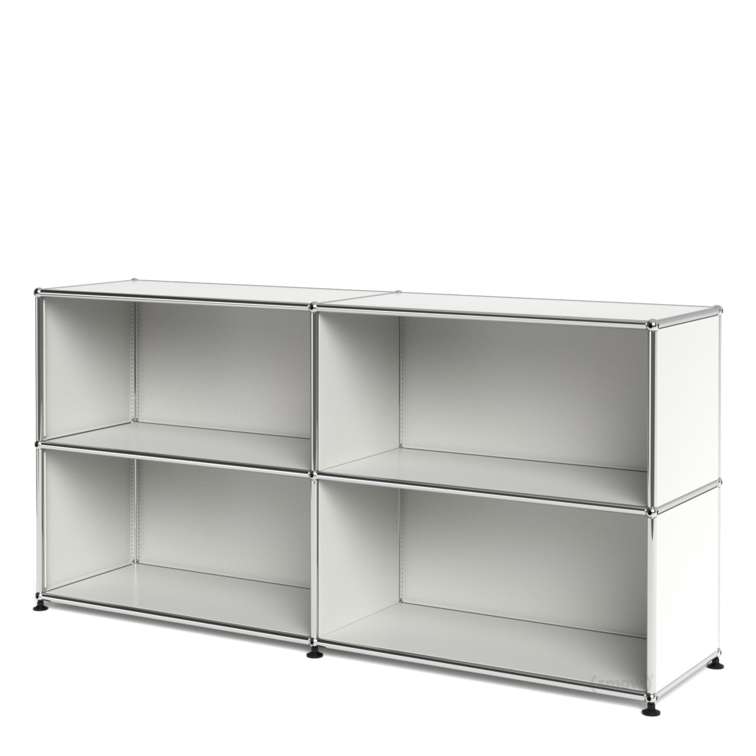 usm haller sideboard l open by fritz haller paul sch rer designer furniture by. Black Bedroom Furniture Sets. Home Design Ideas