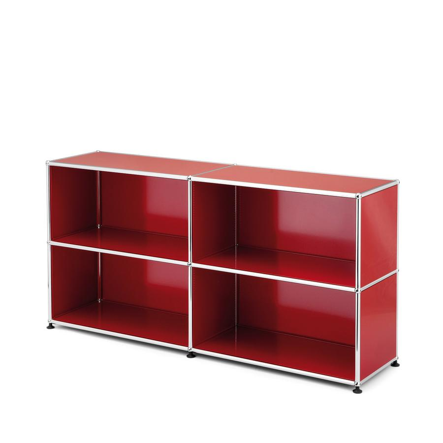Usm haller sideboard l open by fritz haller paul sch rer for Sideboard usm