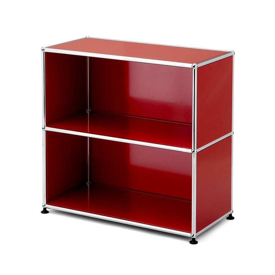 usm haller sideboard m open by fritz haller paul sch rer. Black Bedroom Furniture Sets. Home Design Ideas
