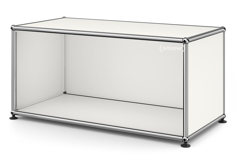 usm haller lowboard m open by fritz haller paul sch rer. Black Bedroom Furniture Sets. Home Design Ideas