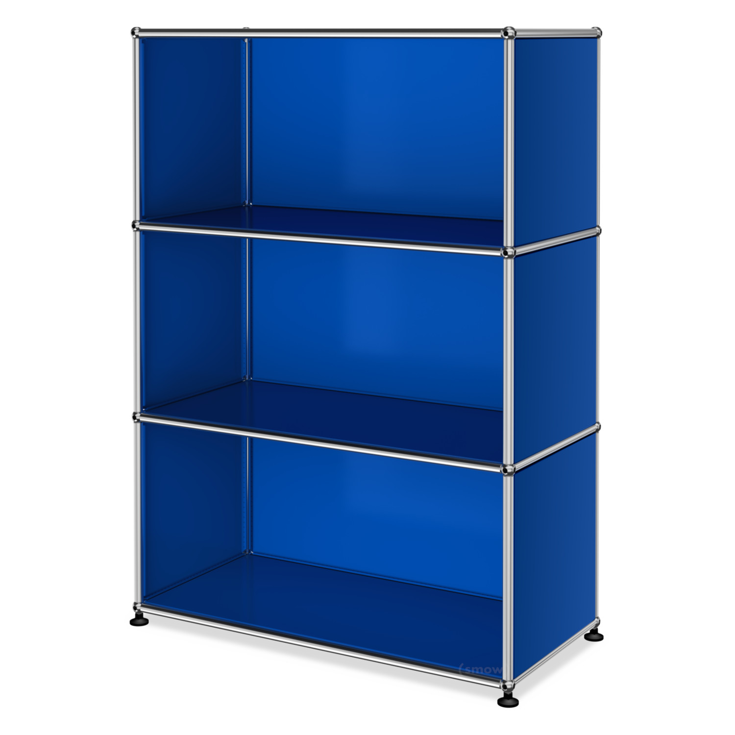 usm haller highboard m customisable gentian blue ral. Black Bedroom Furniture Sets. Home Design Ideas