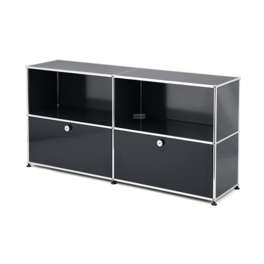 Usm haller sideboard l customisable anthracite ral 7016 for Sideboard usm
