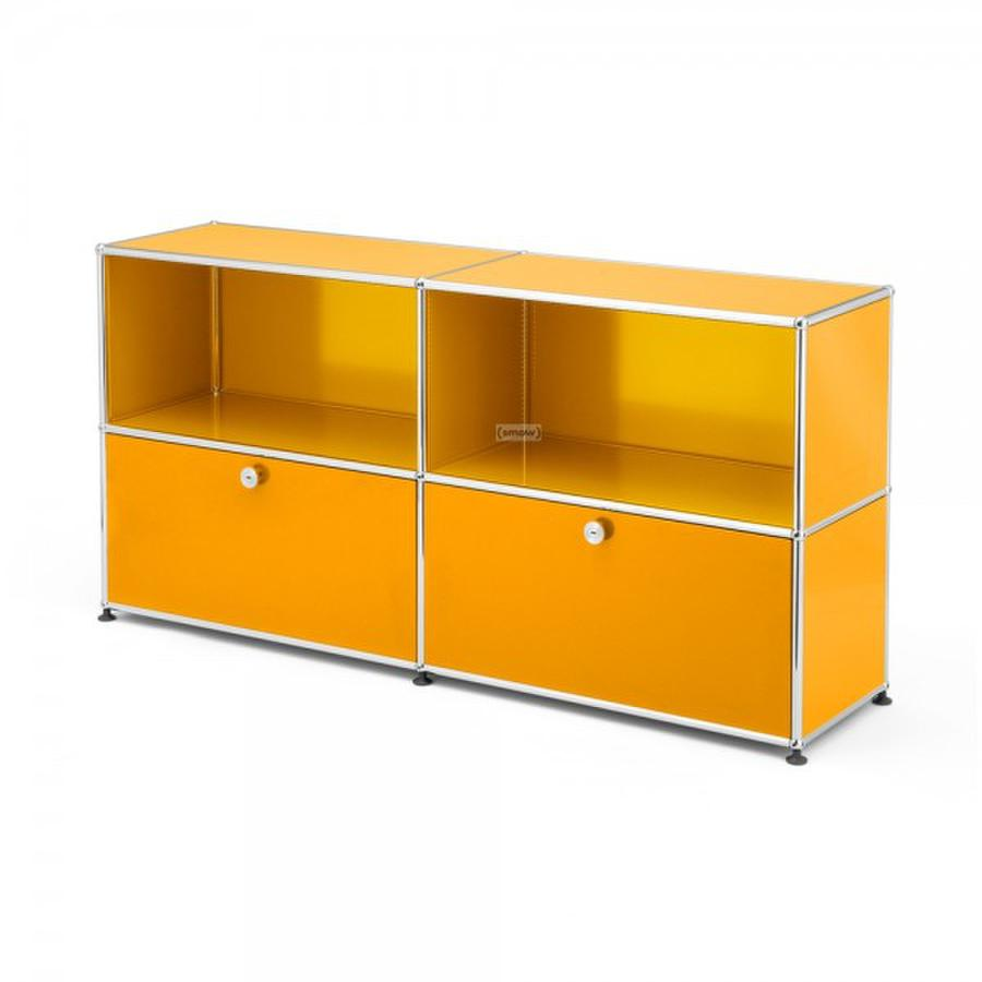 Usm haller sideboard l customisable golden yellow ral for Sideboard gelb