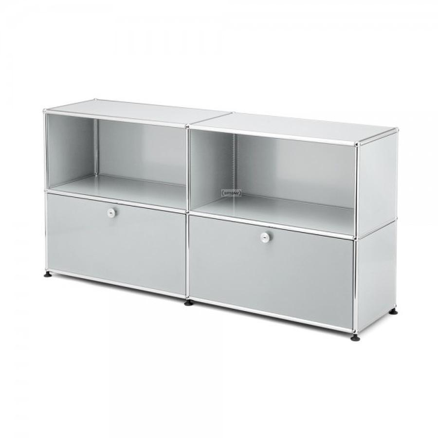 Usm haller sideboard l customisable light grey ral 7035 for Sideboard usm