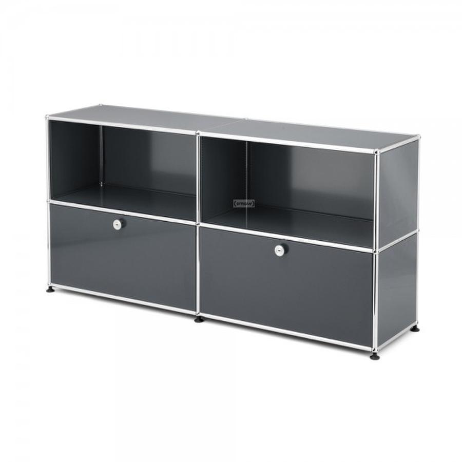 usm haller sideboard usm haller sideboard mit schubladen usm haller sideboard l open usm beige. Black Bedroom Furniture Sets. Home Design Ideas
