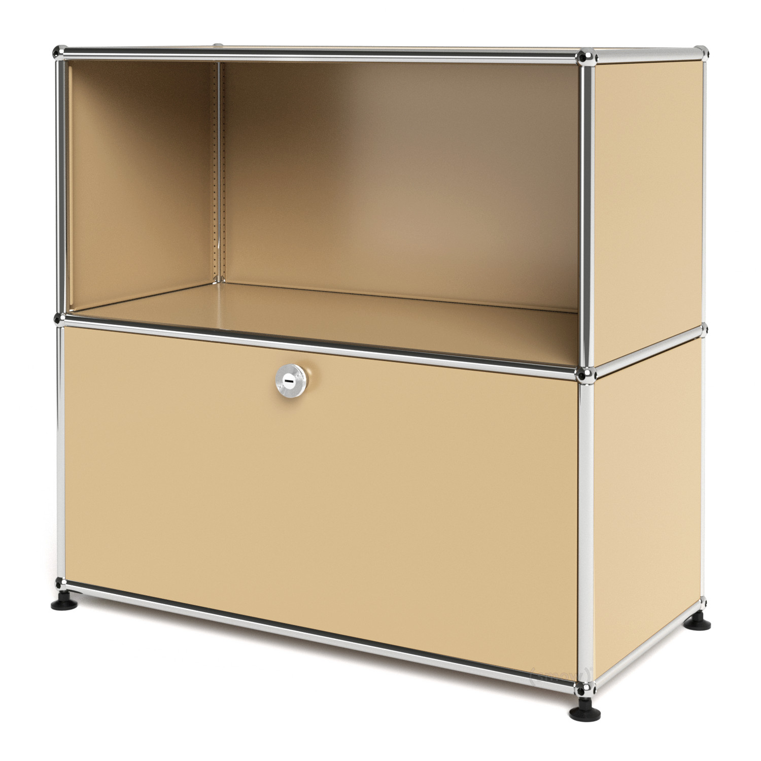 Usm haller sideboard m customisable usm beige open for Sideboard usm