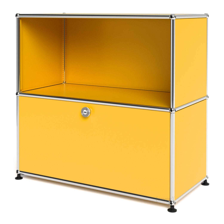usm haller sideboard m customisable golden yellow ral. Black Bedroom Furniture Sets. Home Design Ideas
