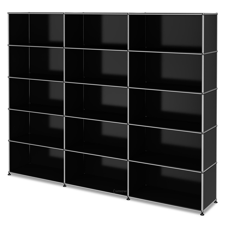 usm haller storage unit xl customisable by fritz haller. Black Bedroom Furniture Sets. Home Design Ideas