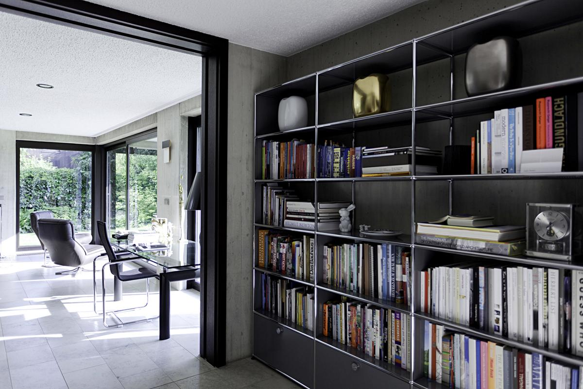 usm haller storage unit xl customisable by fritz haller. Black Bedroom Furniture Sets. Home Design Ideas