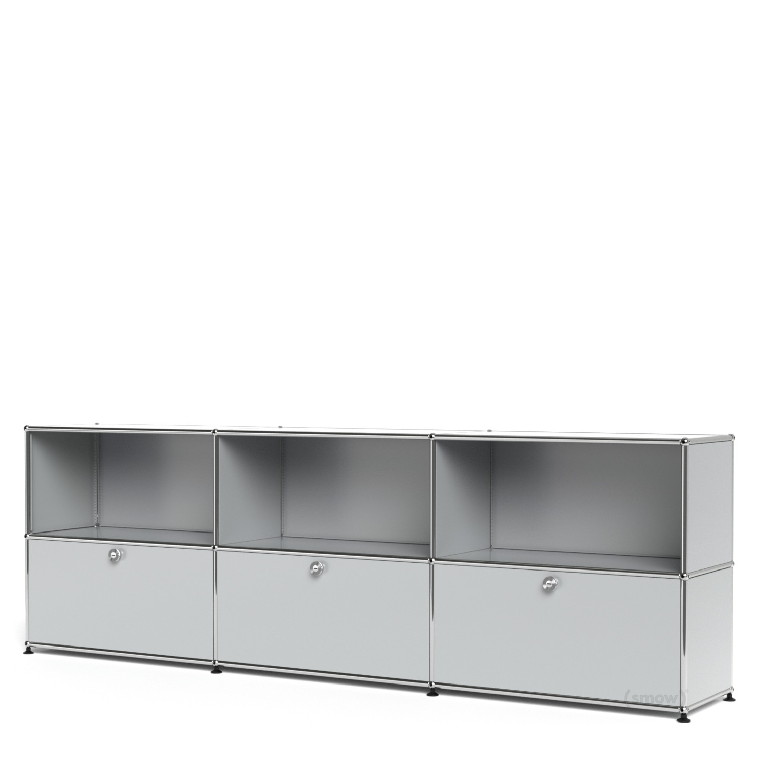 Usm Haller Sideboard Xl Customisable Light Grey Ral 7035