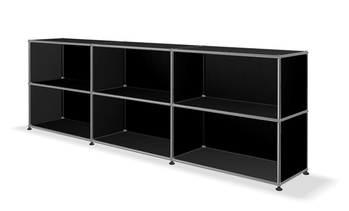 usm haller sideboard xl customisable by fritz haller. Black Bedroom Furniture Sets. Home Design Ideas