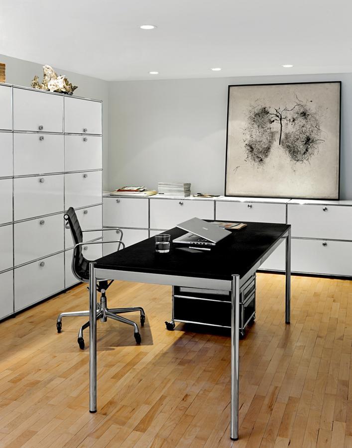 usm haller storage unit l customisable by fritz haller. Black Bedroom Furniture Sets. Home Design Ideas