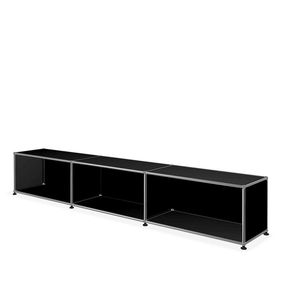 usm haller lowboard xl customisable by fritz haller. Black Bedroom Furniture Sets. Home Design Ideas