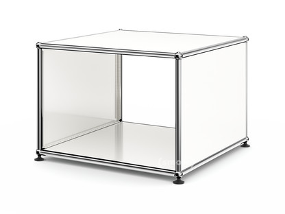 USM Haller Side Table with Side Panels