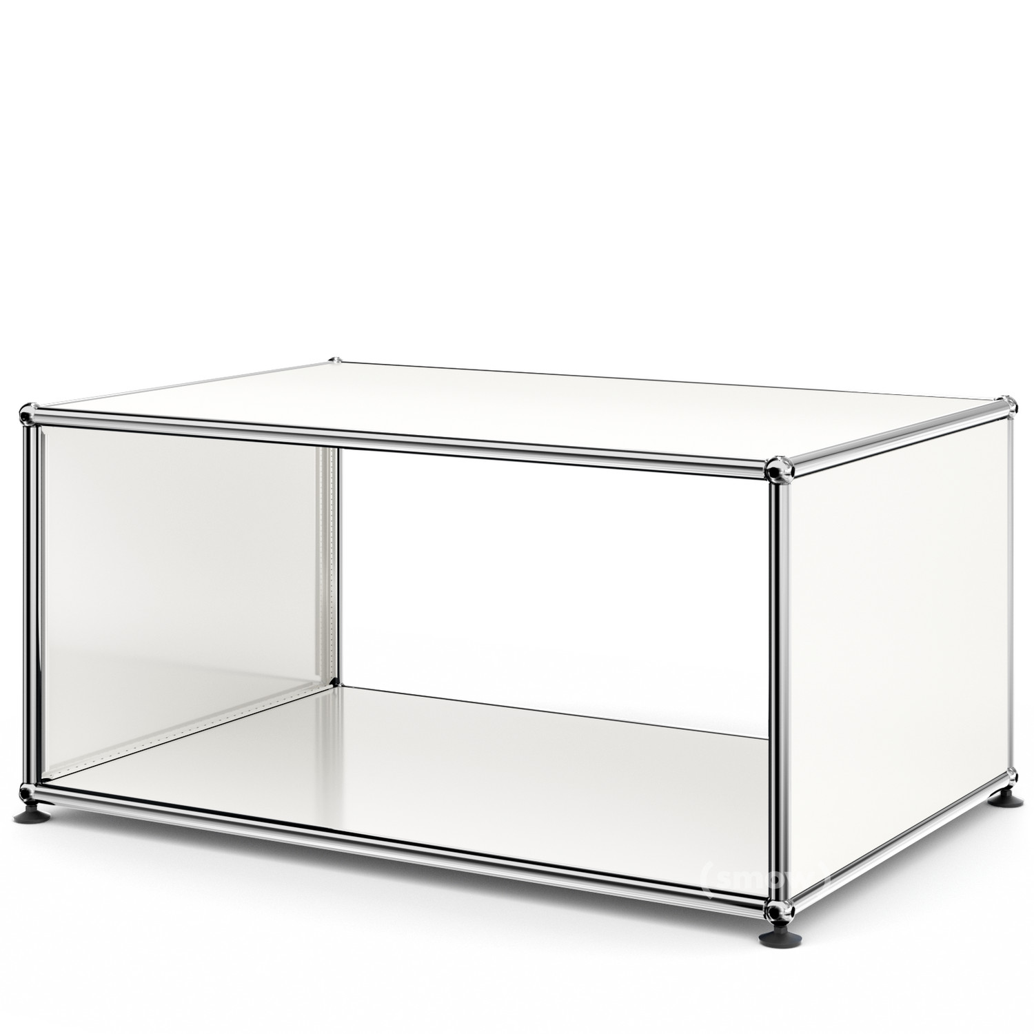 Usm Haller Side Table With Side Panels 75 Cm Without Interior