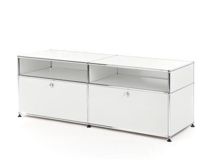 USM Haller TV Sideboard Pure white RAL 9010